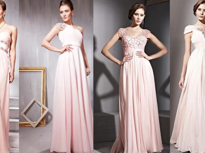 Ce rochii de seara trebuie sa aleaga femeile cu bustul mic?