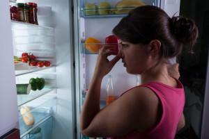 Elimina pentru totdeauna mirosurile urate din frigider