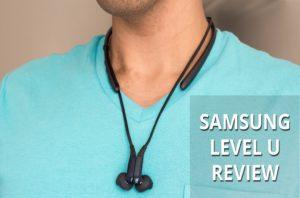 Samsung Level U – castile wireless cu banda in jurul gatului