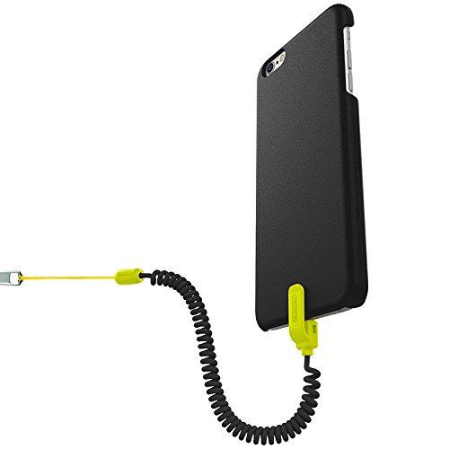 Keanu Highline – carcasa si cablu de securitate pentru iPhone 5
