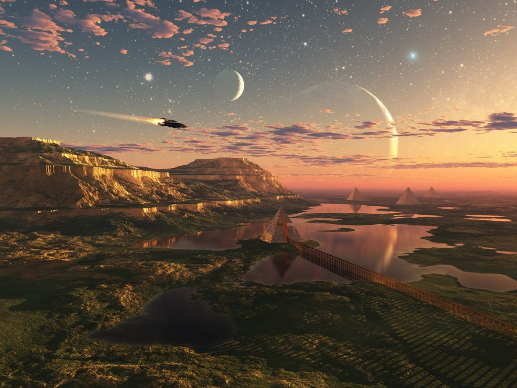 Taramul Shambala: un regat dintr-o alta dimensiune?