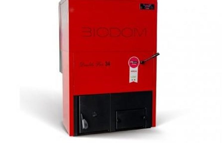 Ce avantaje are centrala Biodom 30 pe peleti?
