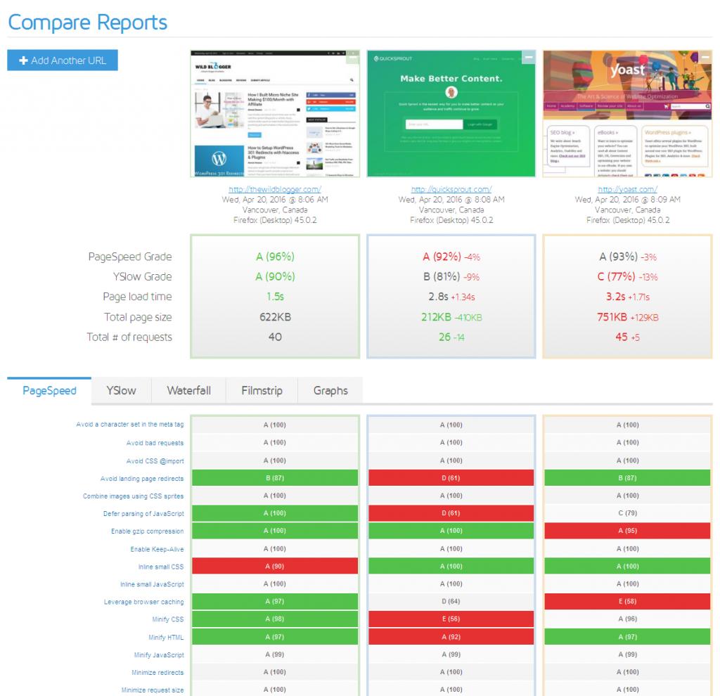 compare-reports