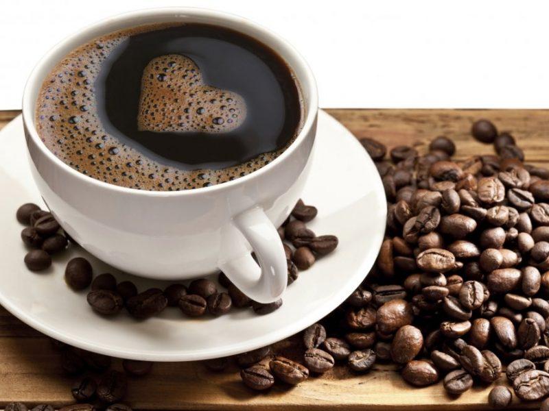 Cata cafeina se gaseste in cafea?