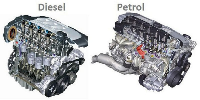 Ce alegem dintre masini diesel sau masini pe benzina?
